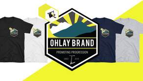 OHLAY Brand | Mountain T - Out Now