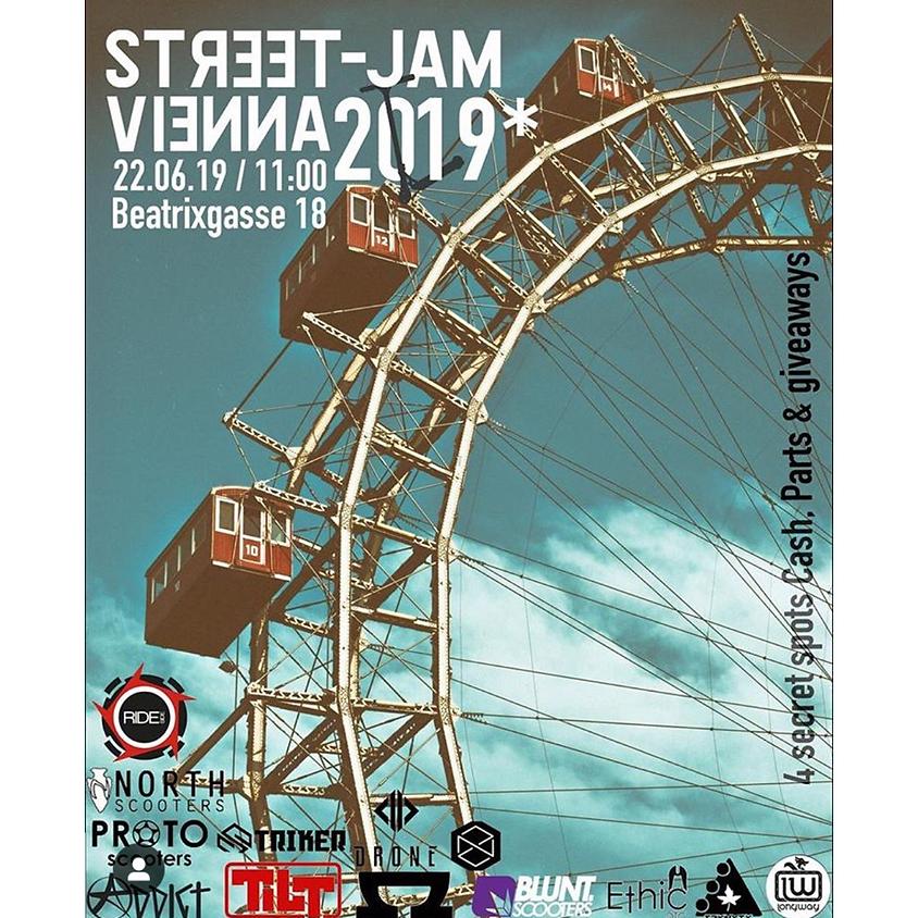 Vienna Street Jam