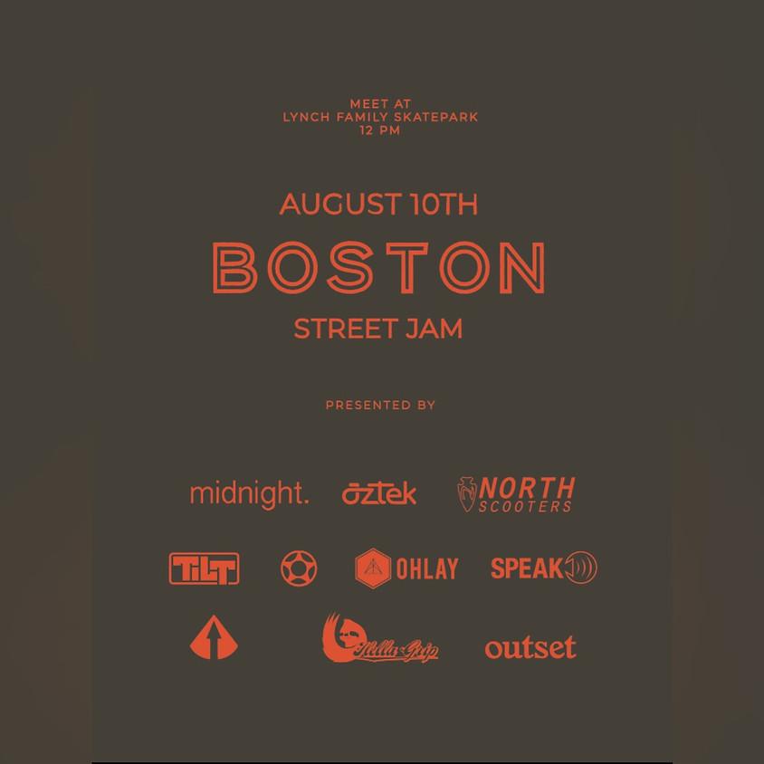 Boston Street Jam