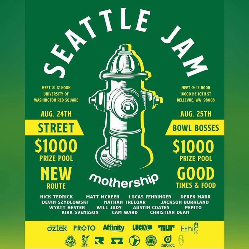 Seattle Street Jam