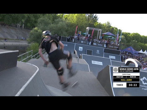(280) Jamie Hull   1st Place Run - Semi Final   FISE Montpellier 2019