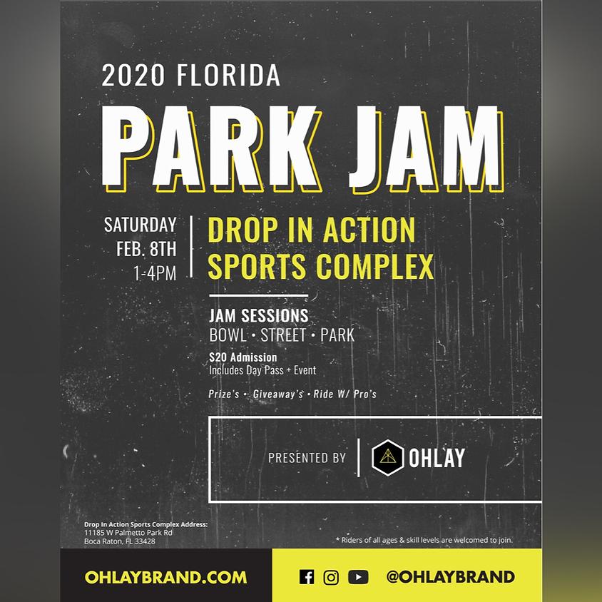 OHLAY Park Jam
