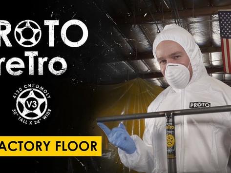 (157) The Factory Floor: PROTO - reTro Lites Handle Bars
