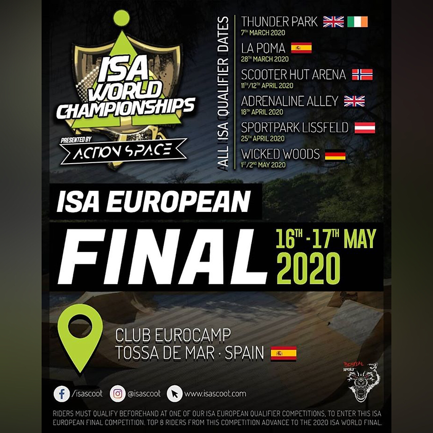 ISA European Final
