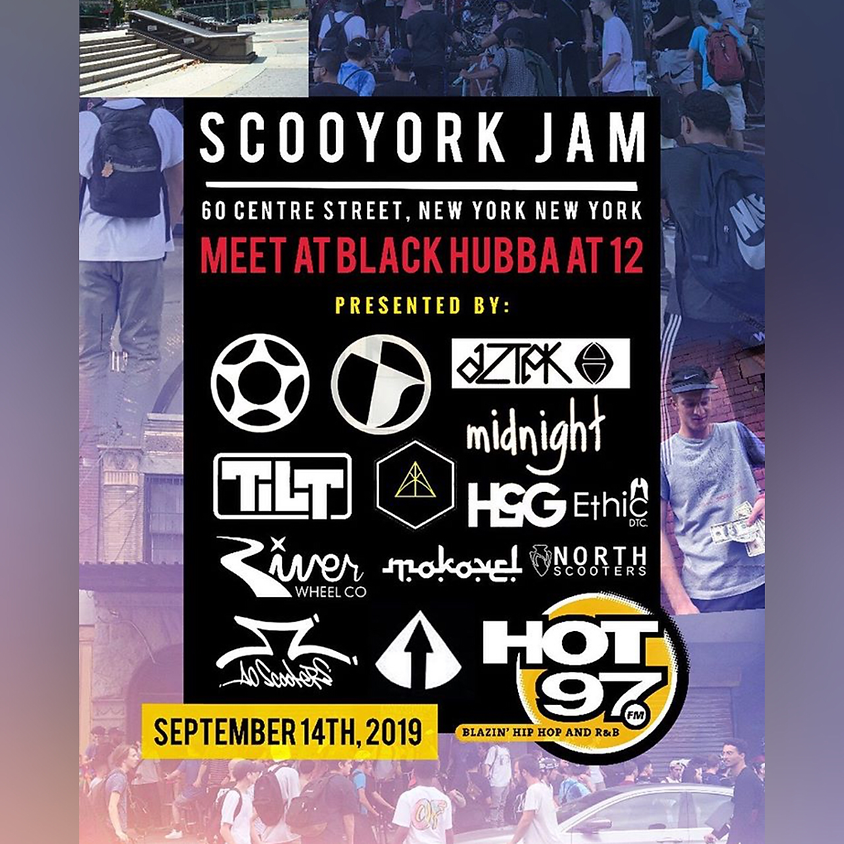 New York City Street Jam 2019