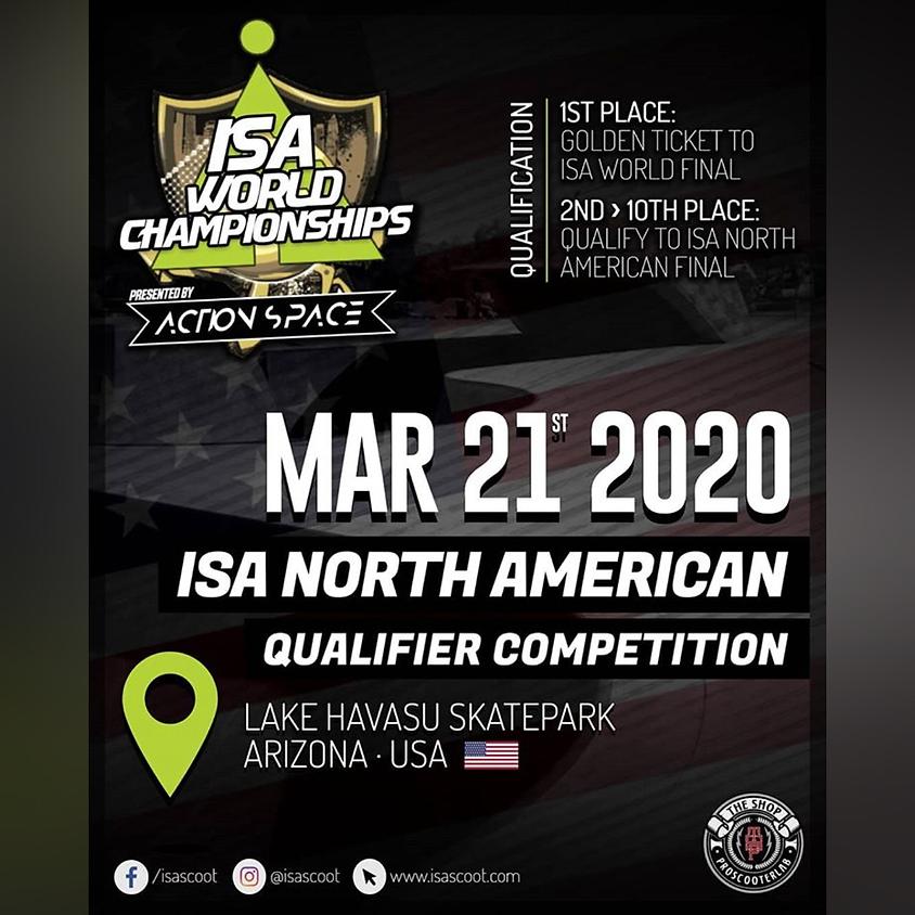 ISA North American Qualifier
