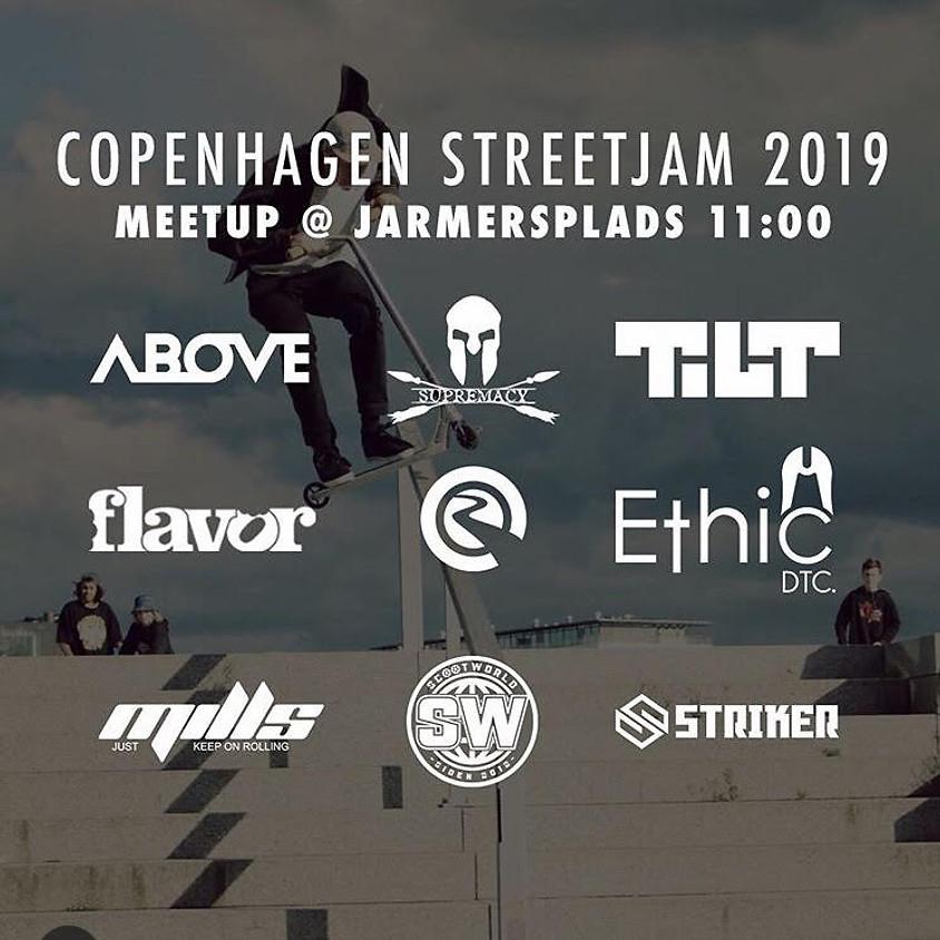 Copenhagen Street Jam 2019