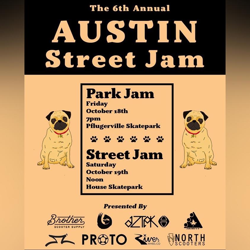 Austin Street Jam & Park Jam 2019