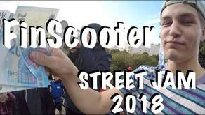 (033) FinScooter Street Jam 2018
