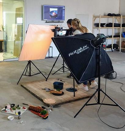 Foodstyling & Foodfotografie op de set W