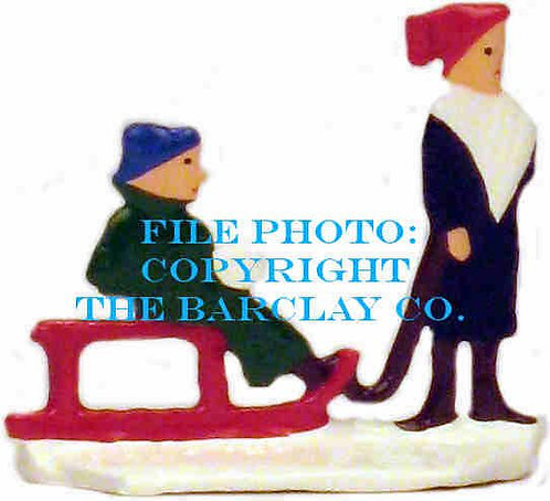 GF-079: Children w/ Sled