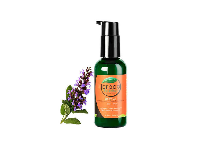 Herboo Body & Face Oil