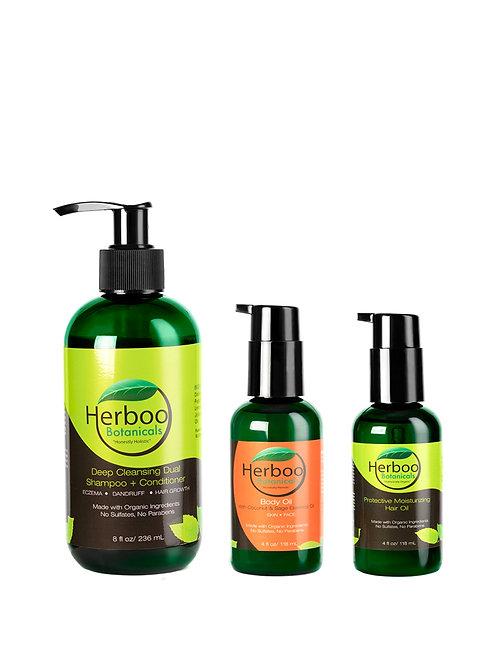 Herboo Botanicals Set