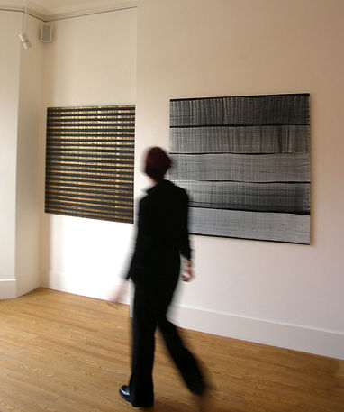 Julia Brooker exhibition at Kooywood Gallery, Cardiff UK