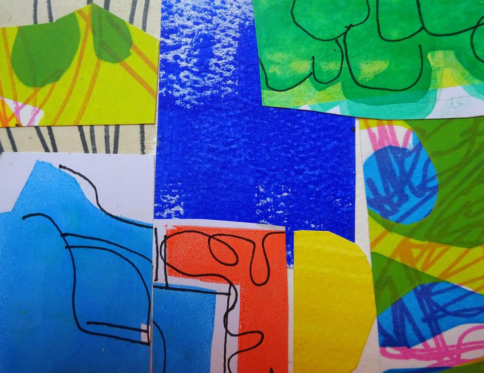 Homage to Matisse detail