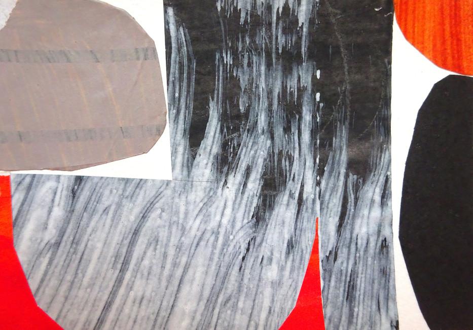 Red, Black & White 2 detail
