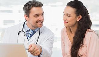 Прием ведут: терапевт, невролог, нарколог, сосудистый хирург, кардиолог, психиатр, психотерапевт, эндокринолог, акушера-гинеколог, гематолог, гастроэнтеролог, гепатолог, нефролог,врач ультразвуковой диагностики.
