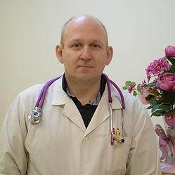 Лучший кардиолог в Кирове, аритмолг, высшей категории.