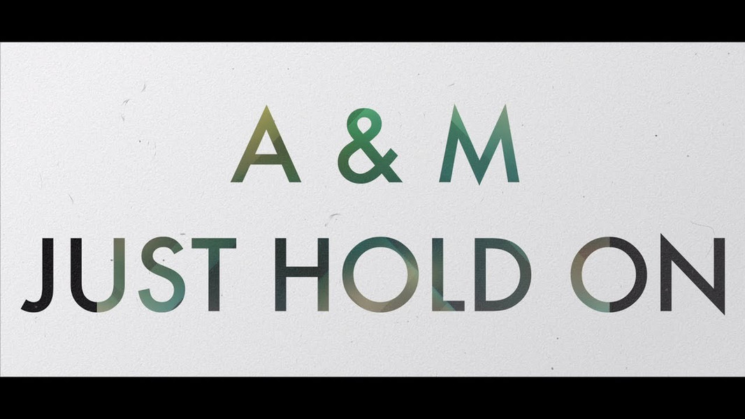 A&M - Just Hold On