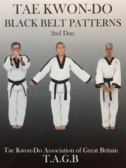 TAGB Black Belt - 2nd Dan Patterns Manual