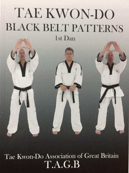 TAGB Black Belt - 1st Dan Patterns Manual
