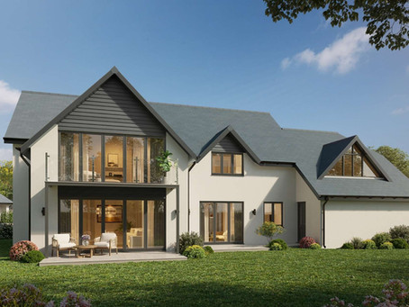 Parsonage Lea – Modern family homes at the heart of a community
