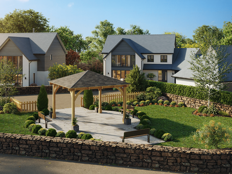 Parsonage Lea – modern homes with a traditional Devon feel