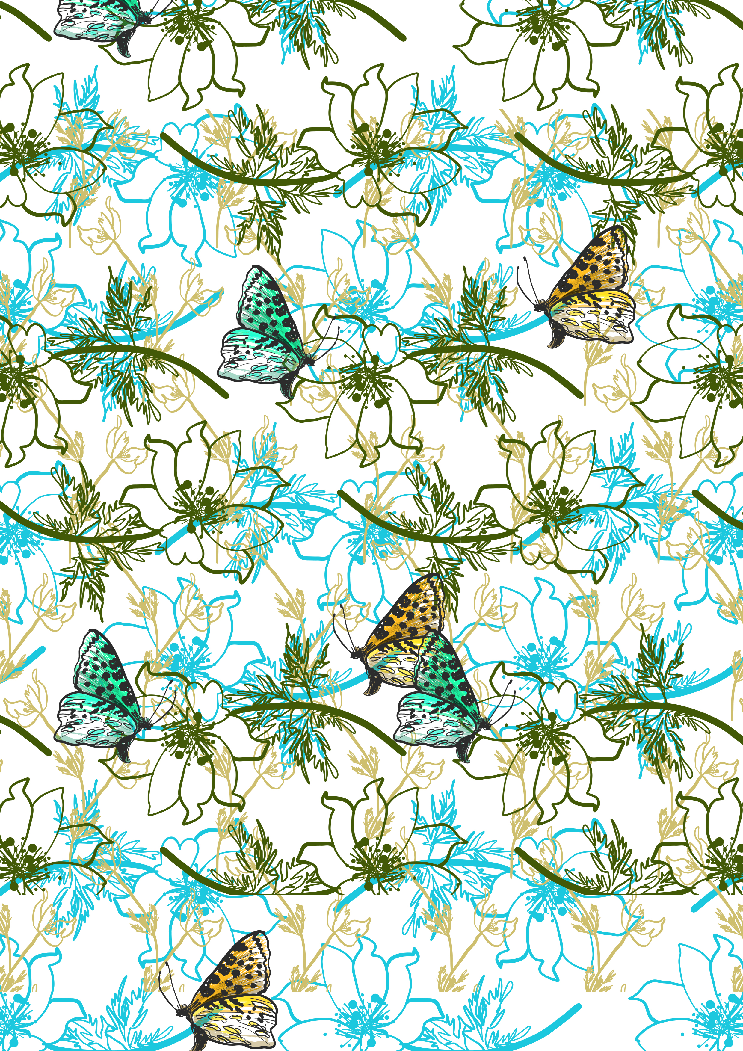 anemoneetpapillons