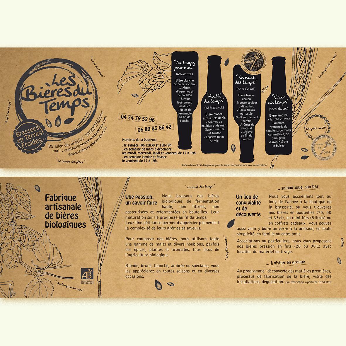 Fabrique de bieres bilogiques