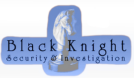 Black Knight Security & Investigation company logo for Montana