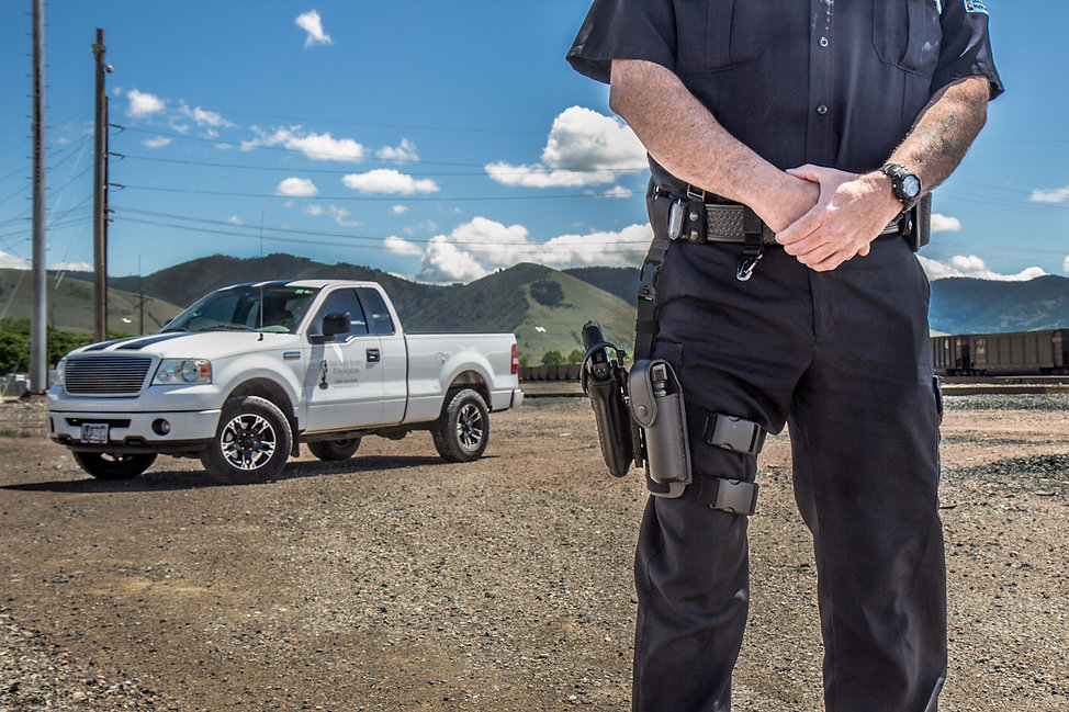 Black Knight Private Security and Investigations provides armed security for Montana