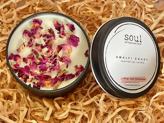 Botanical Scented Soy Candle
