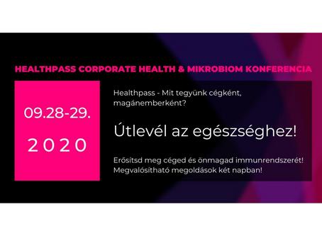 Healthpass: Útlevél az egészséghez!