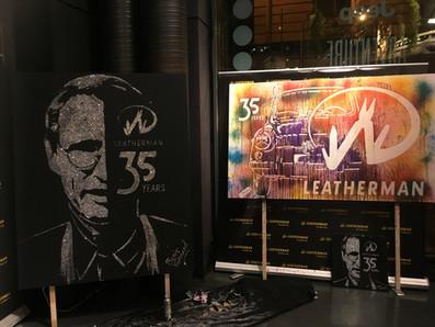 35 ans Leatherman