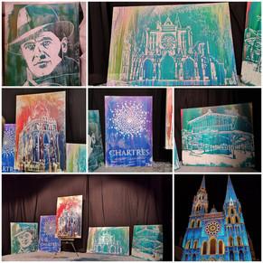 Chartres Fête de la lumière 2019