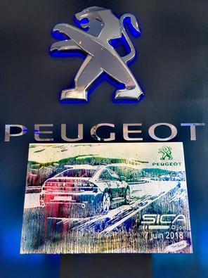 Launch Peugeot 508