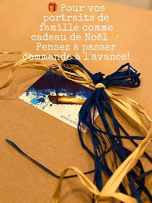 Boris Normand, cadeau de noel, peintre p