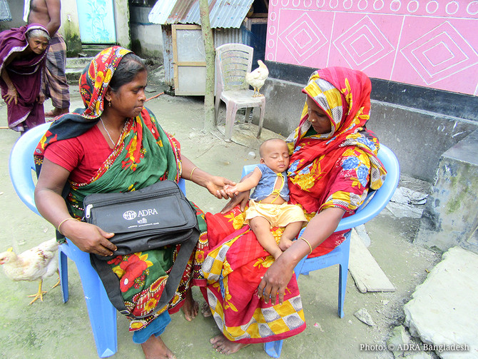Traditional Birth Attendants and Their Roles in Maternal Health Care in Rural Areas of Bangladesh