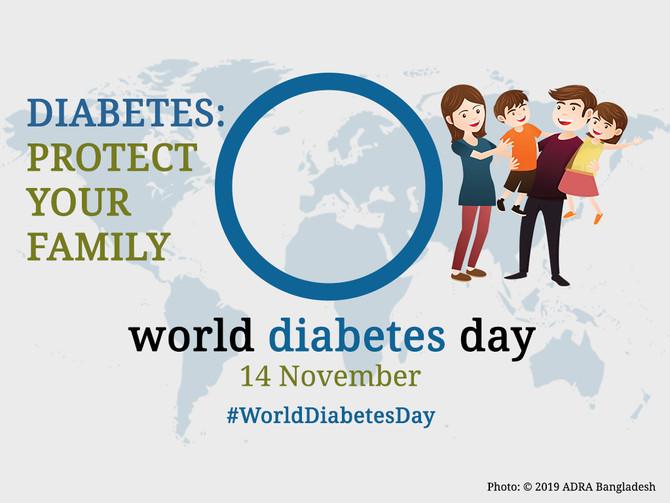 World Diabetes Day and the Scenario of Diabetes in Bangladesh