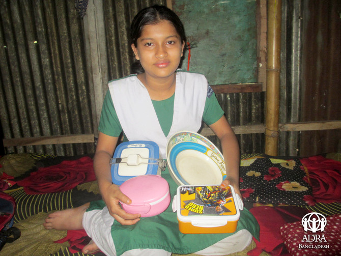 The Story of Jeba: Poverty Could Not Stop Her Studies