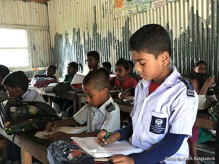 Children are attending the class.jpg