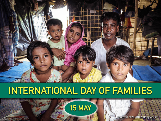 International Day of Families: Importance of A Family