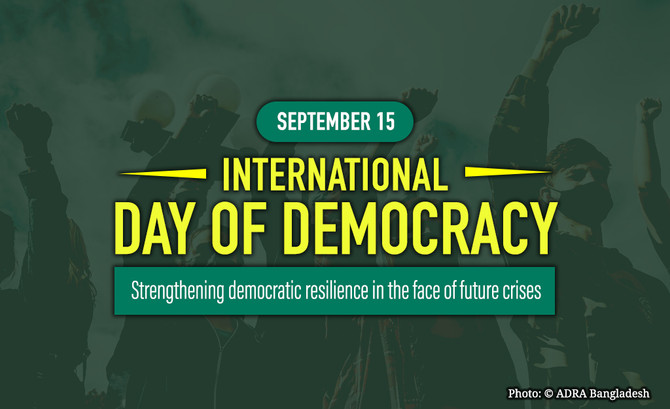 International Day of Democracy