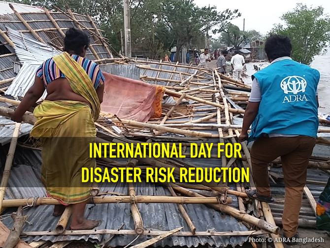 International Day for Disaster Risk Reduction