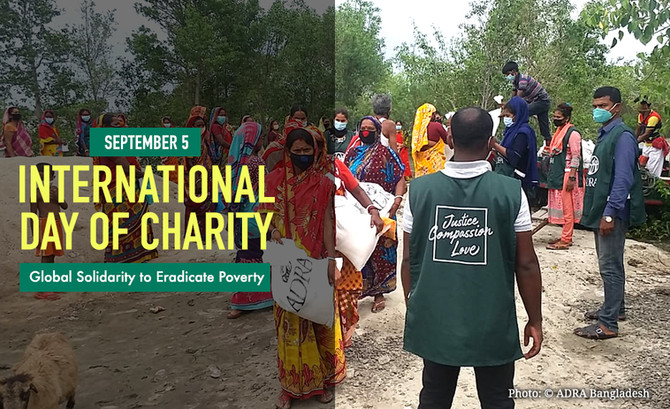 International Day of Charity 2021 and Its Significance