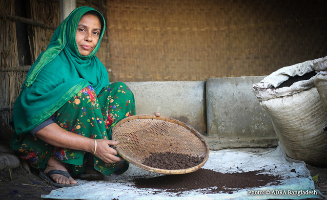 Vermicompost is Improving Lives in the Rural Areas of Bangladesh