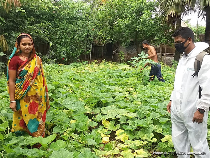 Community Empowerment Project (CEP) is building resilience in the coastal areas of Bangladesh