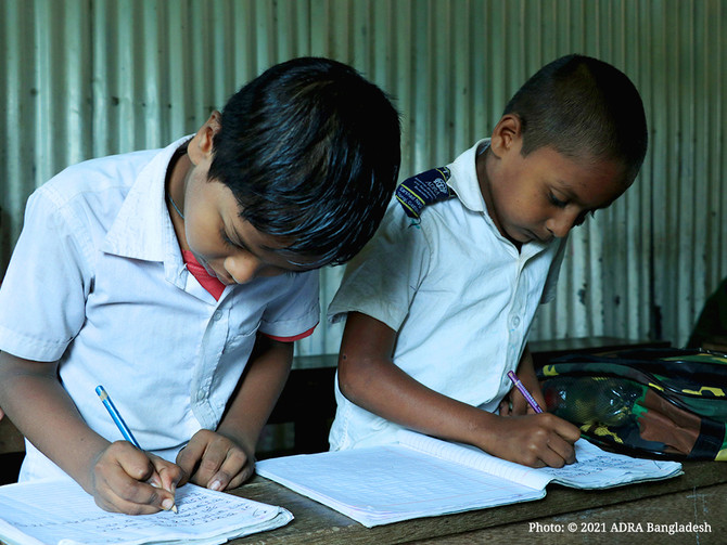 Early Child Education in Bangladesh