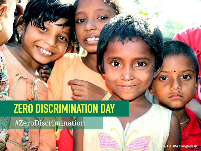 Zero Discrimination Day 2021
