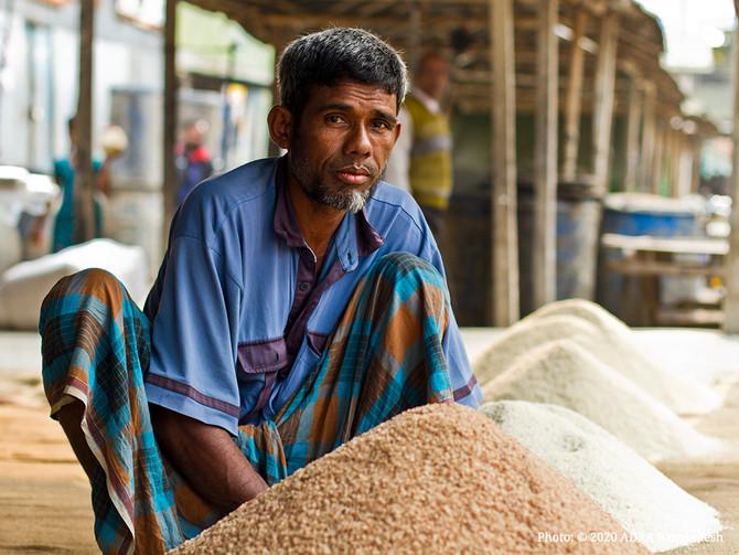 The scenario of Food Security in Bangladesh